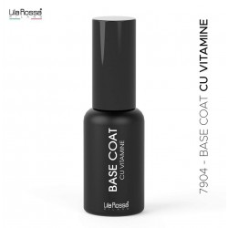 Base Coat cu Vitamine Lila Rossa 7 ml