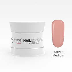 Gel de constructie Lila Rossa NailSchool 50 g Cover Medium