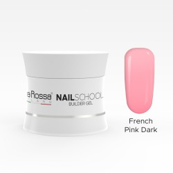 Gel Lila Rossa NailSchool 15 g Dark French Pink