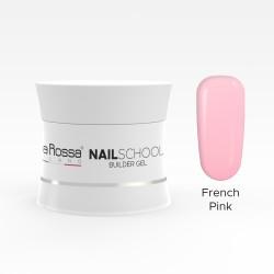 Gel Lila Rossa NailSchool 15 g French Pink