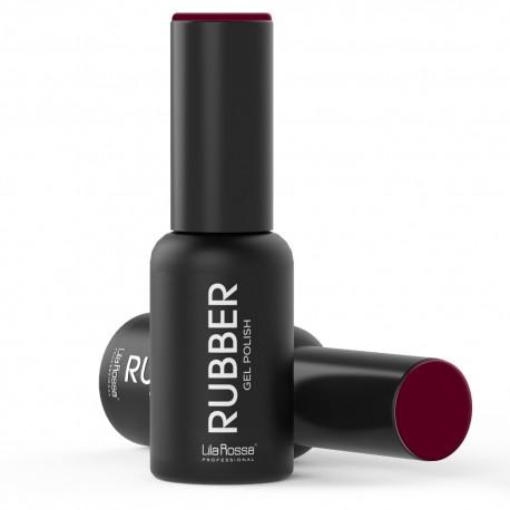 Lila Rossa Rubber oja semi color 7 g Rosso Corso