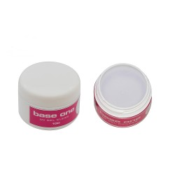 Base One UV Gel Clear 100 ml