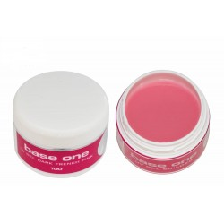 GEL BASE ONE DARK FRENCH PINK 100 ML