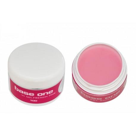 Base One UV Gel French Pink 100 ml