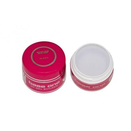 Base One UV Gel Clear 50 ml