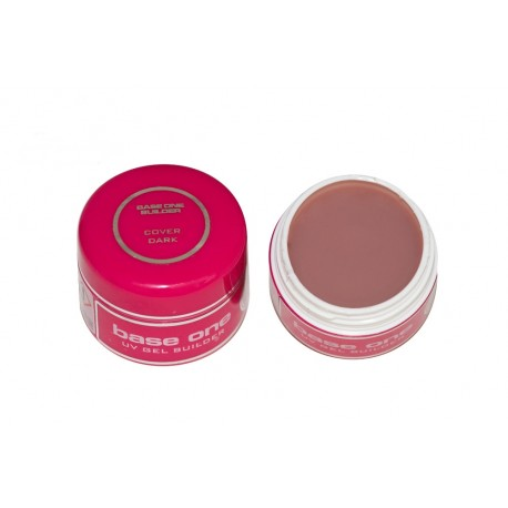 Base One UV Gel Cover Dark  50 ml