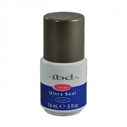 Top Coat IBD  Shine Ultra Seal Clear cu degresare