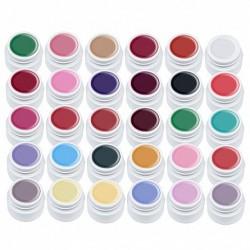 Set gel color Gdcoco, Pure Series, 30 buc x 5 ml, 3688