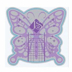 Sabloane Fluture Mov 50 Buc