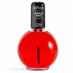 Ulei cuticule cu pensula, Lila Rossa, aroma Apple Red, 75 ml