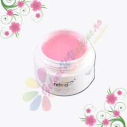 Gel UV NDED - PINK MILKY