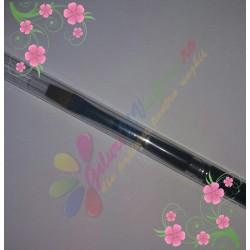 Pensula Gel Neagra Capac Nr 10