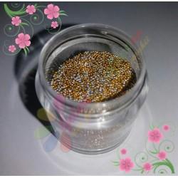 Bilute Caviar-Auriu Gri