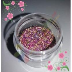 Bilute Caviar-Mov Auriu