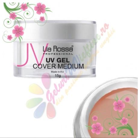 Gel Lila Rossa Cover Medium - 15 g