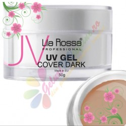 Gel Lila Rossa Cover Dark - 50 g
