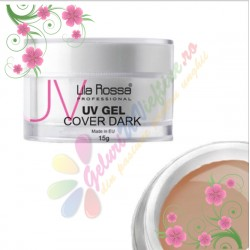 Gel Lila Rossa Cover Dark - 15 g