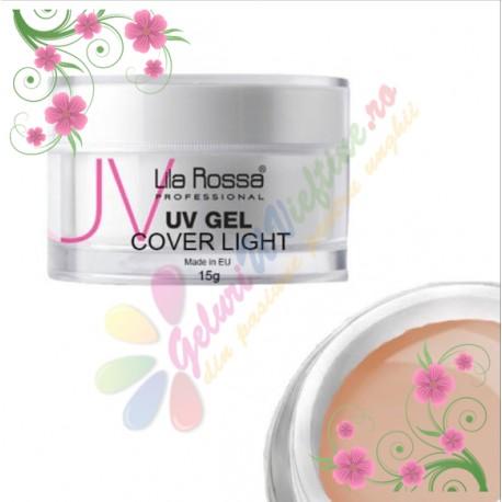 Gel Lila Rossa Cover Light - 15 g