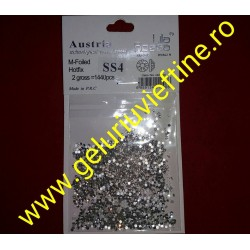 Set Pietre Swarovski Arginti SS4 1440 buc