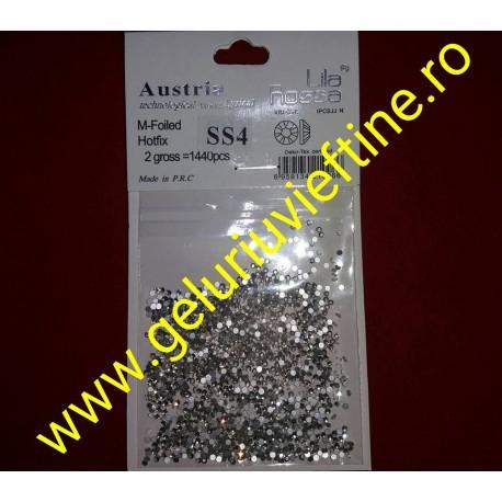 Set Pietre Swarovski Arginti SS3 1440 buc