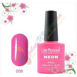 OJA Semipermanenta LILA ROSSA  Neon-008