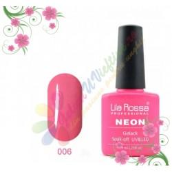 OJA Semipermanenta LILA ROSSA  Neon-006