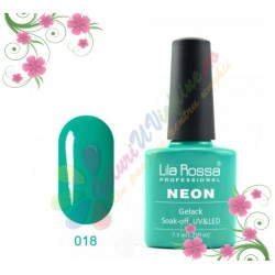 OJA Semipermanenta LILA ROSSA  Neon-018