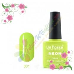 OJA Semipermanenta LILA ROSSA  Neon-001