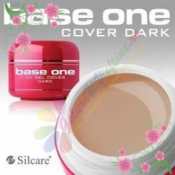 Base One UV Gel Cover Dark  100 ml