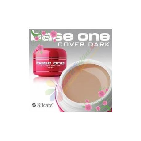 Base One UV Gel Cover Dark  100 ml