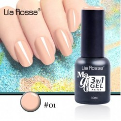Oja Lila Rossa Magic 3 in 1 Gel Polish Nr. 01