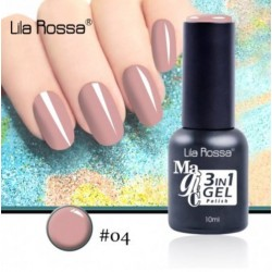 Oja Lila Rossa Magic 3 in 1 Gel Polish Nr. 04
