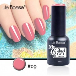 Oja Lila Rossa Magic 3 in 1 Gel Polish Nr. 09