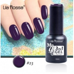 Oja Lila Rossa Magic 3 in 1 Gel Polish Nr. 23