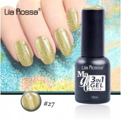 Oja Lila Rossa Magic 3 in 1 Gel Polish Nr. 27