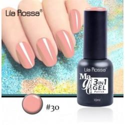 Oja Lila Rossa Magic 3 in 1 Gel Polish Nr. 30