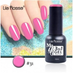 Oja Lila Rossa Magic 3 in 1 Gel Polish Nr. 31