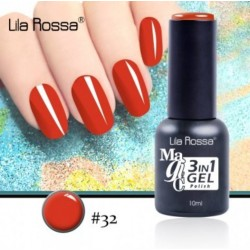 Oja Lila Rossa Magic 3 in 1 Gel Polish Nr. 32