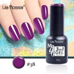 Oja Lila Rossa Magic 3 in 1 Gel Polish Nr. 38