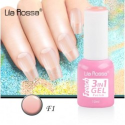 Oja Lila Rossa French 3 in 1 Gel Polish Nr. F1