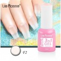 Oja Lila Rossa French 3 in 1 Gel Polish Nr. F2