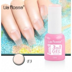Oja Lila Rossa French 3 in 1 Gel Polish Nr. F3