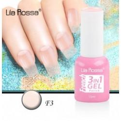 Oja Lila Rossa French 3 in 1 Gel Polish Nr. F3