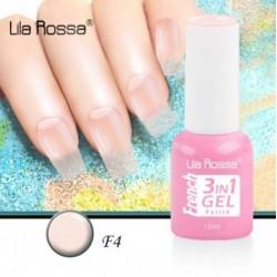 Oja Lila Rossa French 3 in 1 Gel Polish Nr. F4