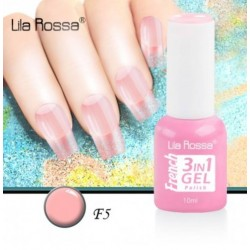 Oja Lila Rossa French 3 in 1 Gel Polish Nr. F5