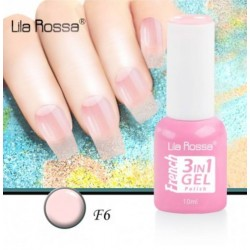 Oja Lila Rossa French 3 in 1 Gel Polish Nr. F6
