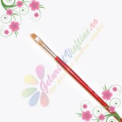 Pensula Oblica Nr 8