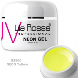 Gel Colorat Lila Rossa Neon 5g  - E2800 Yellow