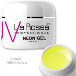 Gel Colorat Lila Rossa Neon 5g  - E2800 Yellow