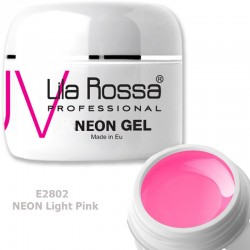 Gel Colorat Lila Rossa Neon 5g  - E2802 Light Pink